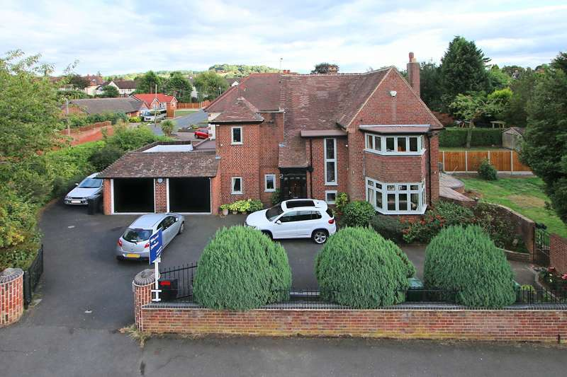 4 Bedrooms Detached House for sale in Dingle Road, Pedmore, Stourbridge, DY9