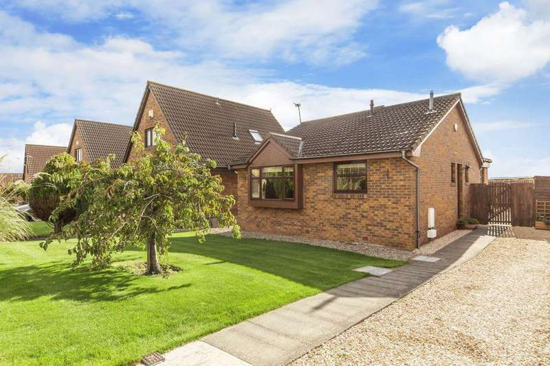 2 Bedrooms Detached Bungalow for sale in 7 Fleets Grove, TRANENT, EH33 2QB