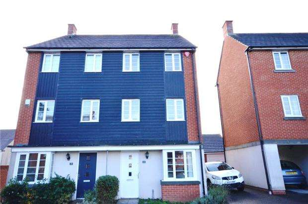4 Bedrooms House for sale in Ilsley Road, Basingstoke, Hampshire