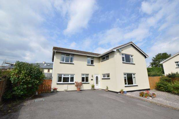 5 Bedrooms Detached House for sale in Down View Road, Denbury, Newton Abbot, Devon