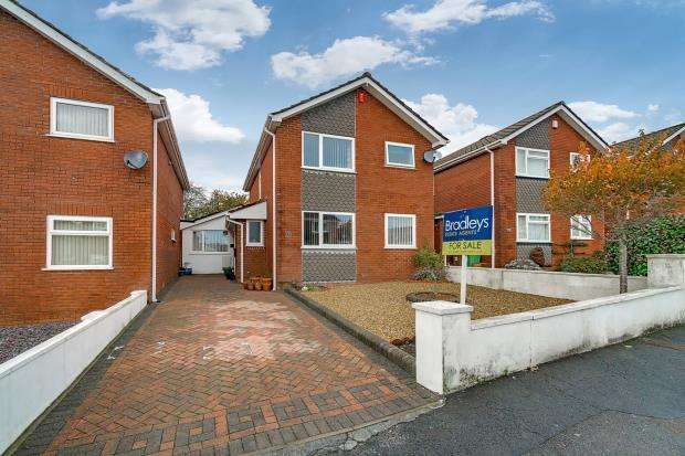 4 Bedrooms Detached House for sale in Briarleigh Close, Plymouth, Devon