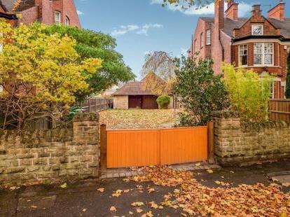 4 Bedrooms Detached House for sale in Tavistock, Mapperley Park, Nottingham, Nottinghamshire