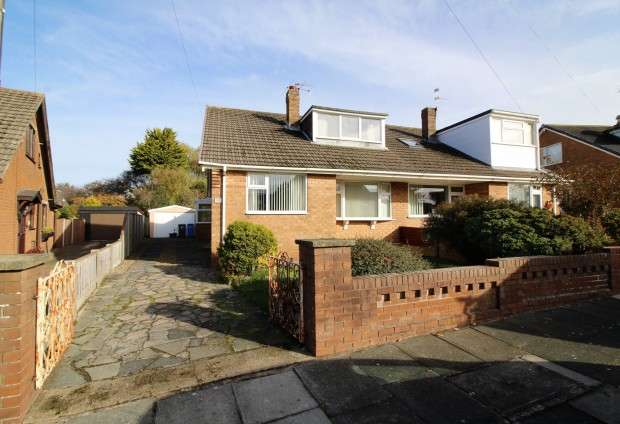 3 Bedrooms Bungalow for sale in Parkstone Avenue, Thornton-Cleveleys, FY5