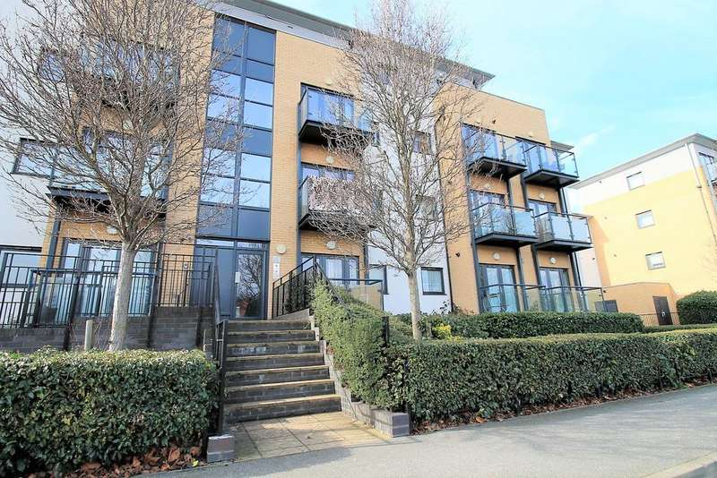 1 Bedroom Apartment Flat for sale in Fern Court, Cottons Approach, Romford, RM7