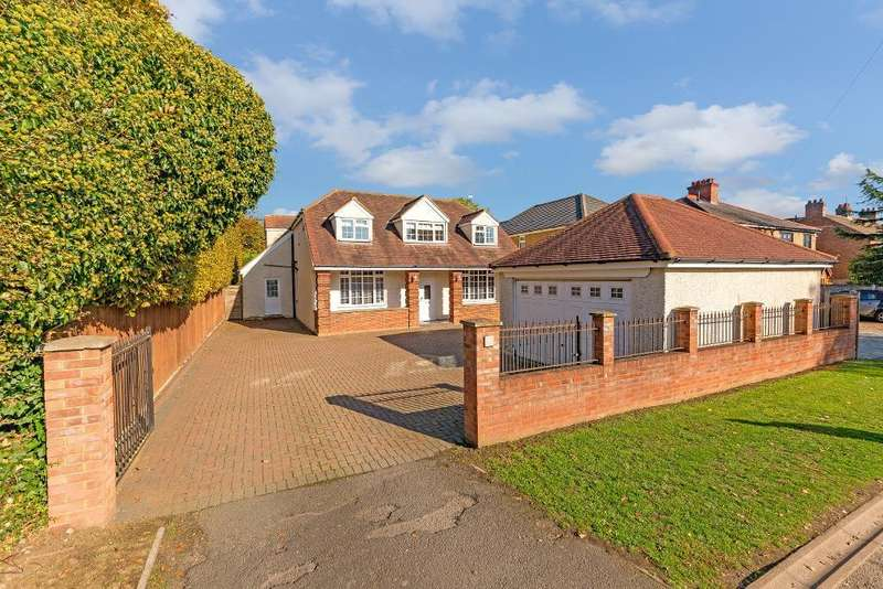 4 Bedrooms Detached House for sale in Steppingley Road, Flitwick, Bedfordshire, MK45 1AN