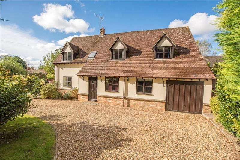 4 Bedrooms Detached House for sale in Church Lane, Pavenham, Bedford, Bedfordshire