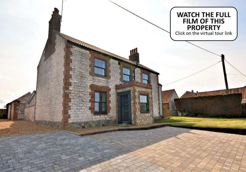 3 Bedrooms Detached House for sale in Thornham