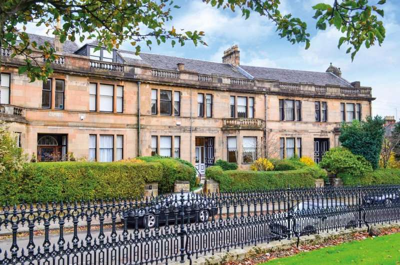 6 Bedrooms Town House for sale in Crown Road North, Dowanhill, Glasgow, G12 9DH