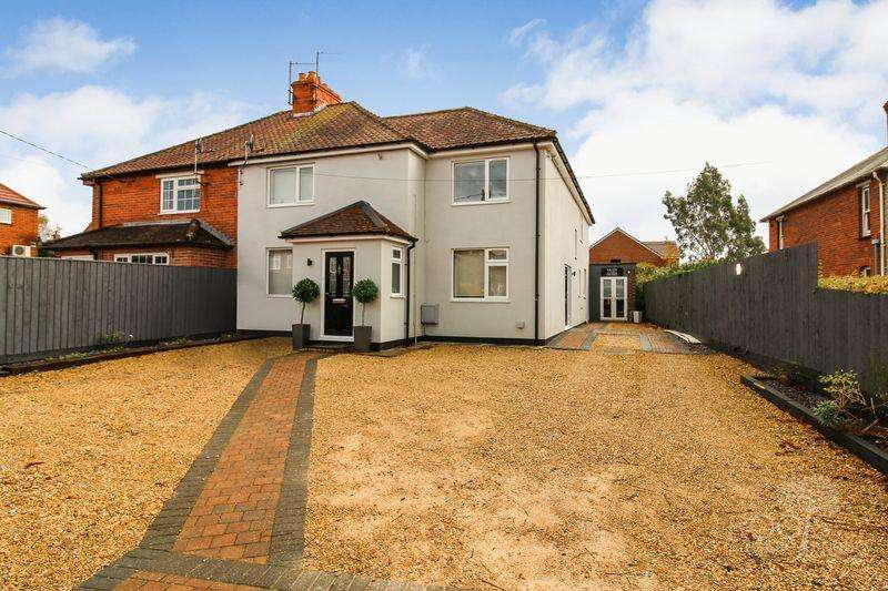 5 Bedrooms Semi Detached House for sale in Northfield Road, Thatcham