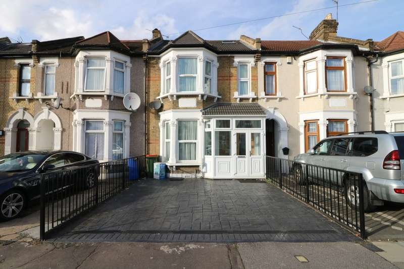 5 Bedrooms Terraced House for sale in Thorold Road, Ilford, IG1