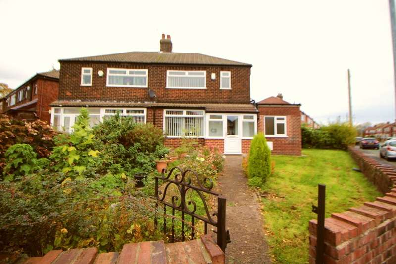 3 Bedrooms Semi Detached House for sale in Dumbarton Road, Reddish, Stockport, SK5