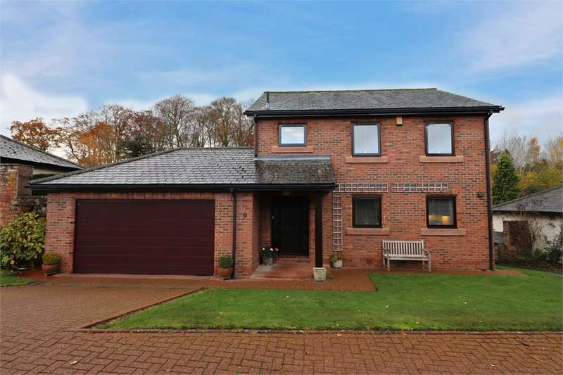 4 Bedrooms Detached House for sale in CA4 8BA Wellgate, Scotby, Carlisle, Cumbria