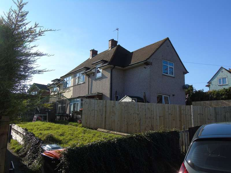 4 Bedrooms Semi Detached House for sale in Mount Bax, Newport
