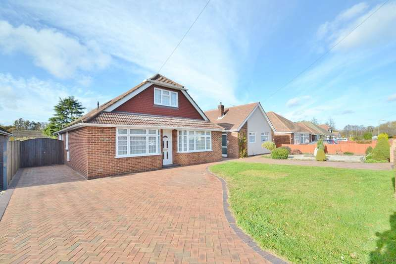 5 Bedrooms Detached House for sale in Eastleigh