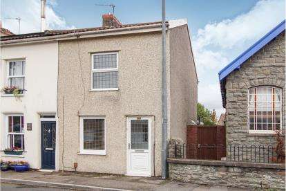 2 Bedrooms End Of Terrace House for sale in Poplar Road, Warmley, Bristol, South Gloucestershire