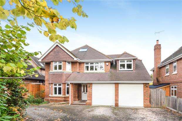 6 Bedrooms Detached House for sale in Chestnut Avenue, Wokingham, Berkshire