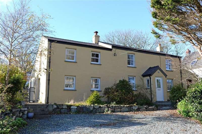 4 Bedrooms Detached House for sale in Woodlands, Chapel Lane, Solva, Haverfordwest