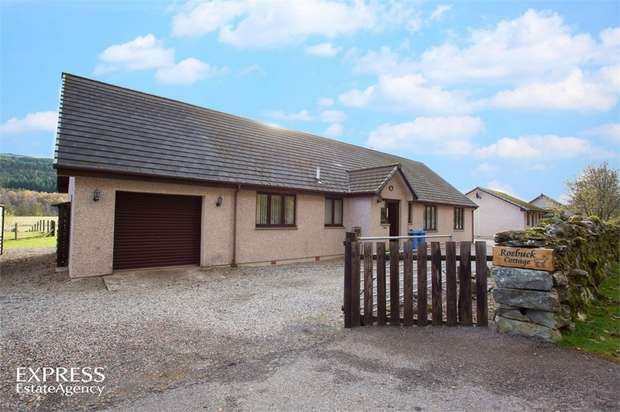 3 Bedrooms Detached Bungalow for sale in Glenmoriston, Inverness, Highland