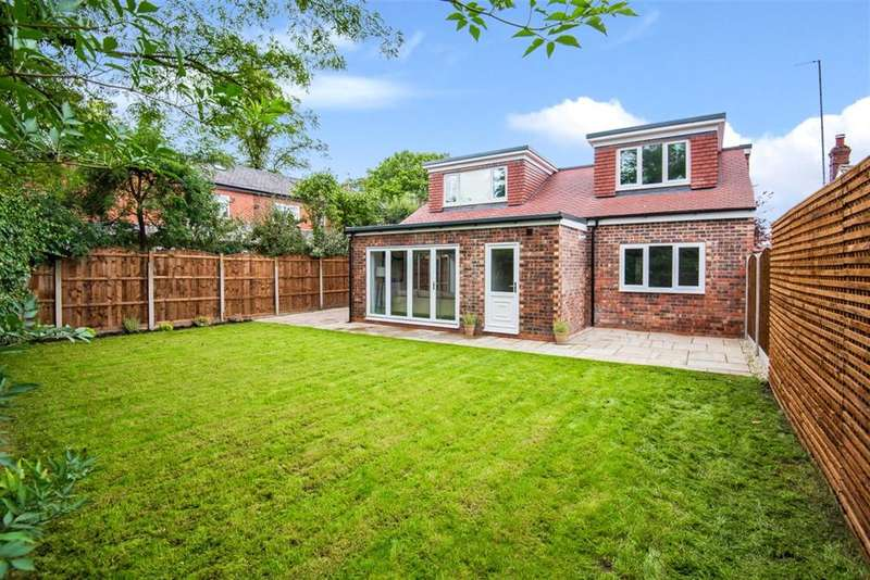 4 Bedrooms Bungalow for sale in Welbeck Road, Worsley, Manchester, M28 2SL