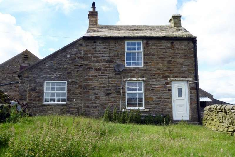 2 Bedrooms Farm House Character Property for sale in St Johns Chapel, County Durham