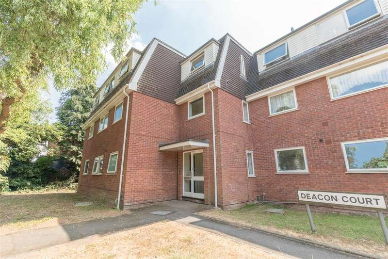 2 Bedrooms Apartment Flat for sale in Dedworth Road, Windsor