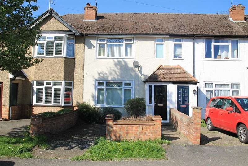 2 Bedrooms Terraced House for sale in Forest Road, Windsor