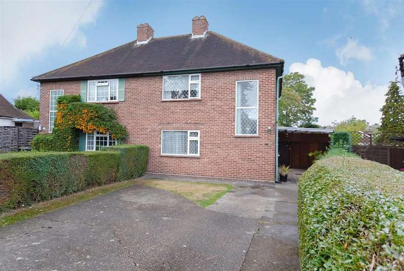 3 Bedrooms Semi Detached House for sale in St. Andrews Crescent, Windsor