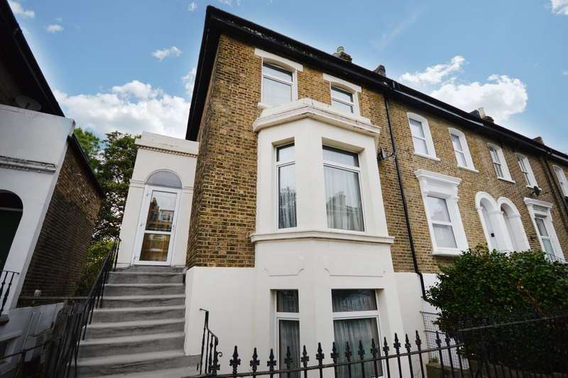 4 Bedrooms End Of Terrace House for sale in Cranfield Road Brockley SE4