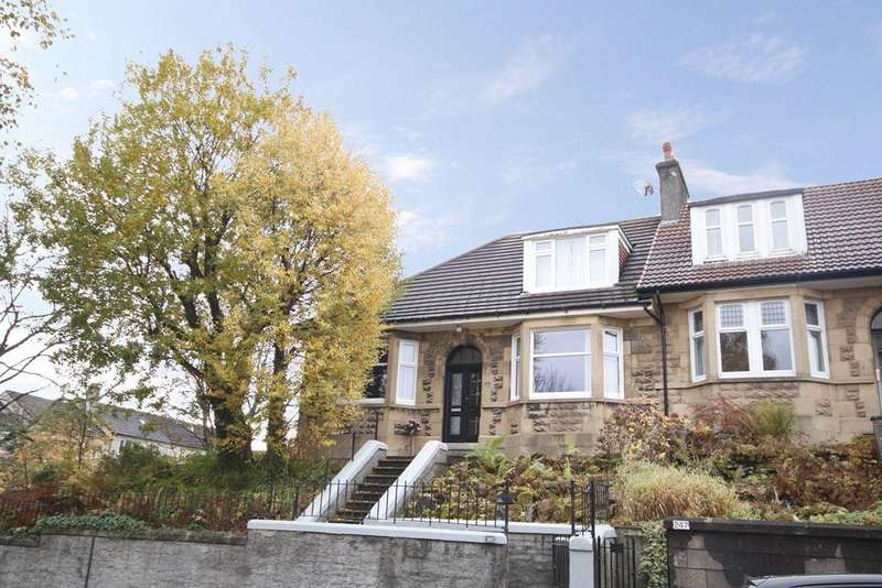 4 Bedrooms End Of Terrace House for sale in 245 Churchill Drive, Broomhill, G11 7HF