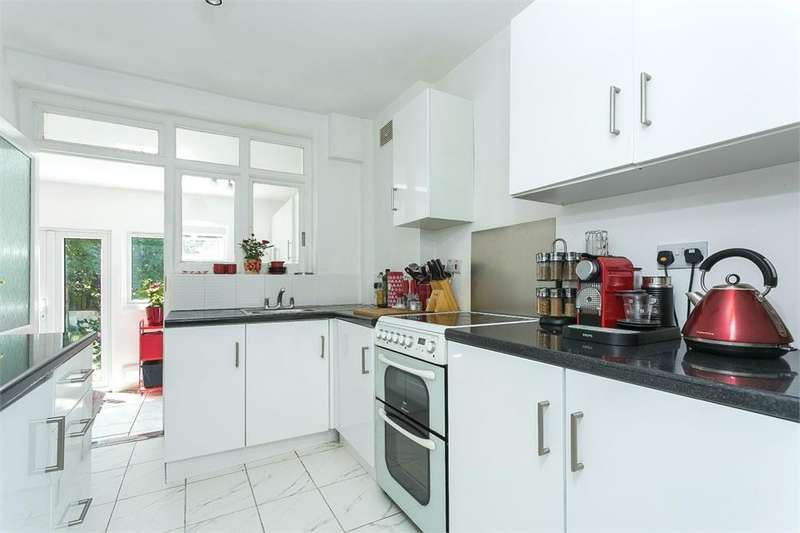 4 Bedrooms Semi Detached House for sale in Randall Avenue, Neasden