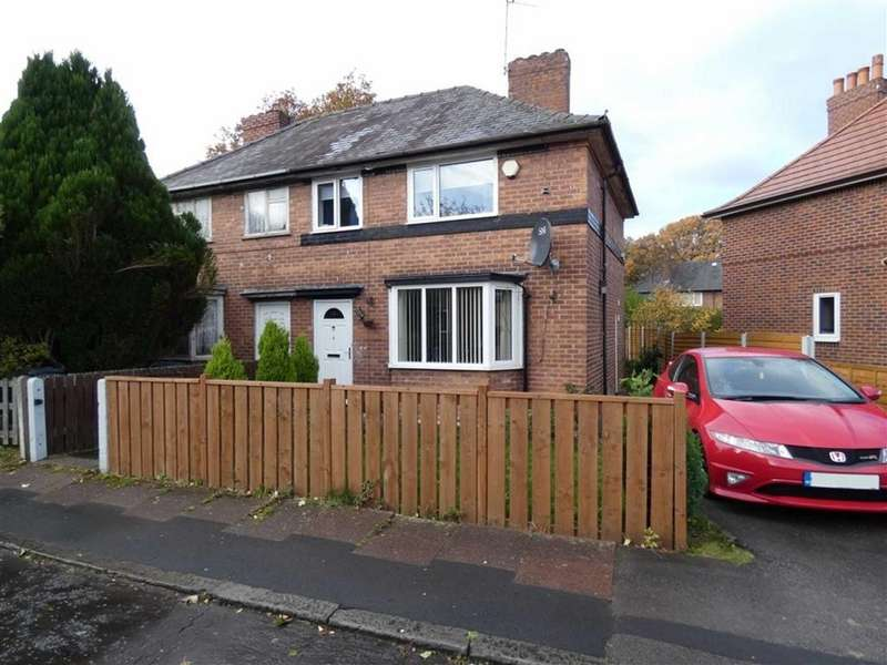 3 Bedrooms Semi Detached House for sale in Martock Avenue, Wythenshawe
