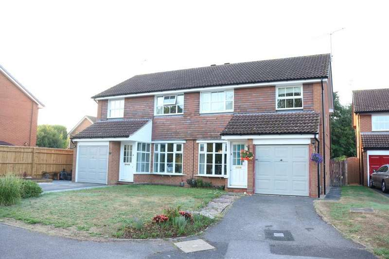 3 Bedrooms Semi Detached House for sale in Armstrong Way, Berkshire