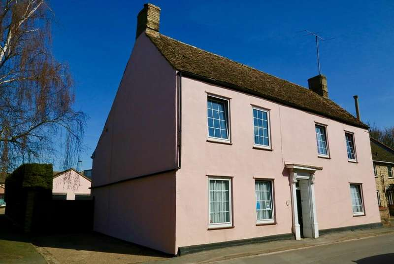 4 Bedrooms Detached House for sale in Fountain Lane, Soham, Cambs, CB7 5ED