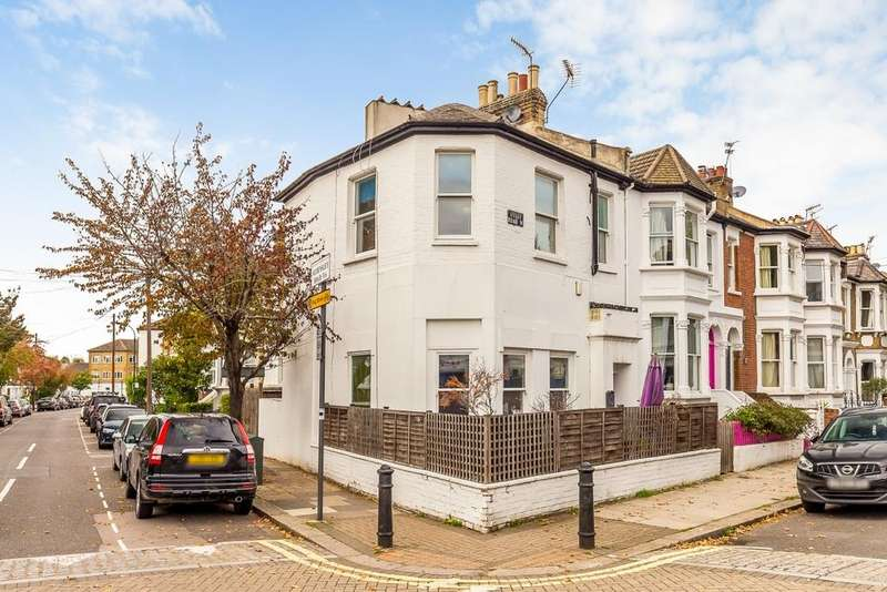 3 Bedrooms End Of Terrace House for sale in Iffley Road, Brackenbury, London, W6
