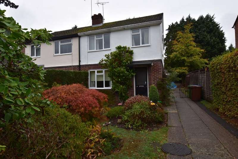 3 Bedrooms Semi Detached House for sale in WENTWORTH WAY, ASCOT SL5