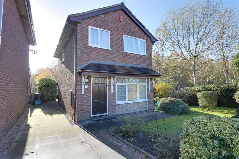 3 Bedrooms Detached House for sale in Tern Avenue, Kidsgrove
