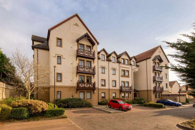 2 Bedrooms Flat for sale in 15 Muirfield Apartments, Gullane, East Lothian, EH31 2HZ