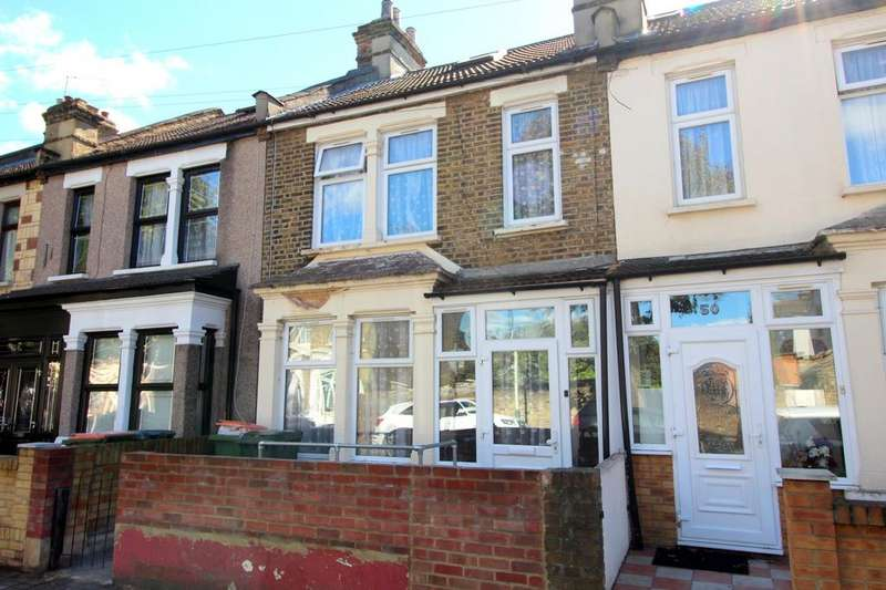 4 Bedrooms Terraced House for sale in Henderson Road Forest Gate London E7