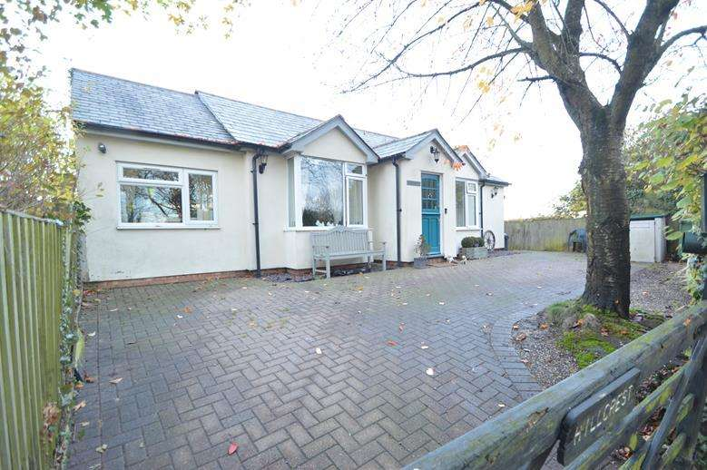 4 Bedrooms Detached Bungalow for sale in Clay Hills, Pebmarsh, Halstead CO9
