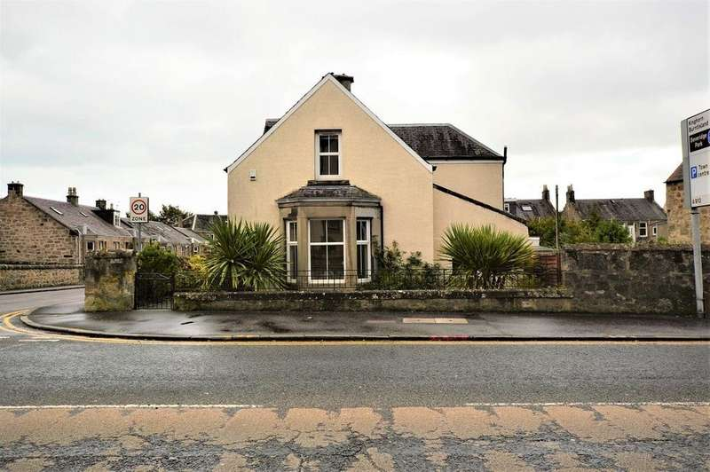 4 Bedrooms Detached Villa House for sale in Abbotshall Road, Kirkcaldy, KY2