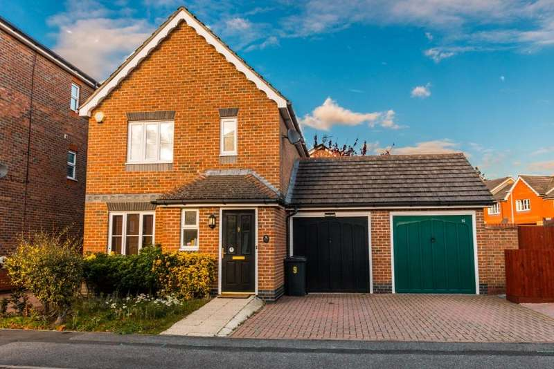 3 Bedrooms Detached House for sale in Leonardslee Crescent, , Newbury, RG14 2FB