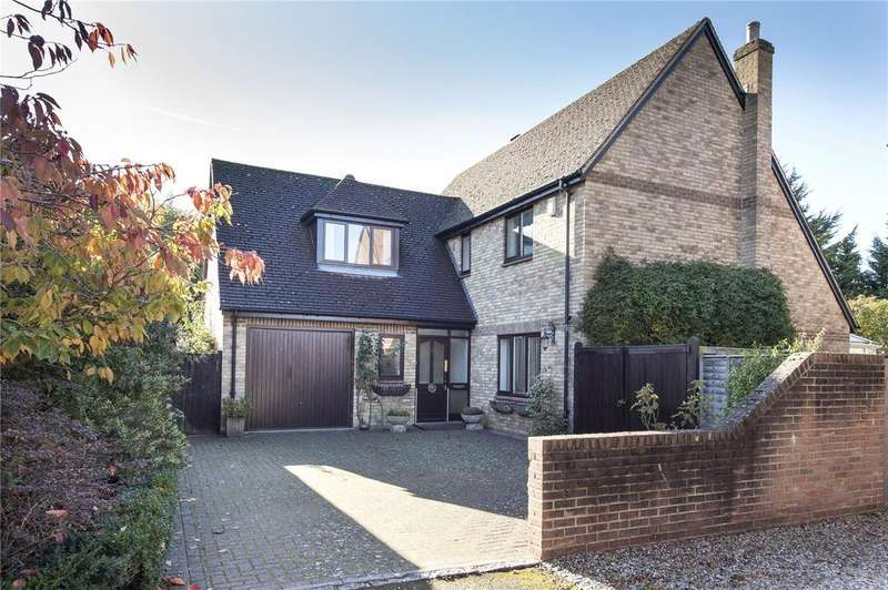 5 Bedrooms Detached House for sale in Rimmer Close, Old Marston Village, Oxford, OX3