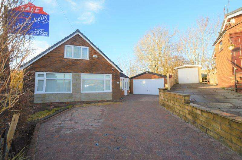 4 Bedrooms Detached House for sale in Gaskell Close, Littleborough
