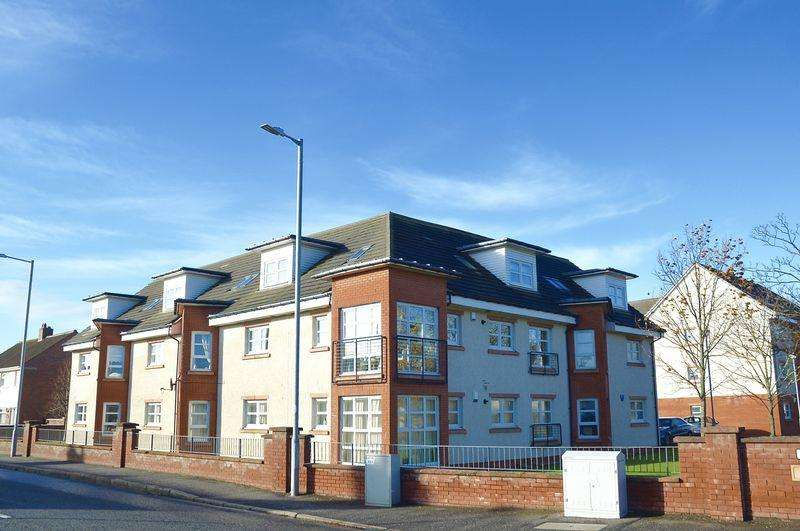 1 Bedroom Apartment Flat for sale in Elms Way, Ayr