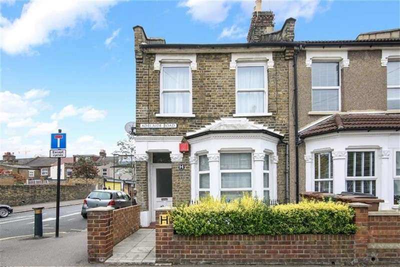 1 Bedroom Apartment Flat for sale in Adelaide Road, London, London, E10 5NW