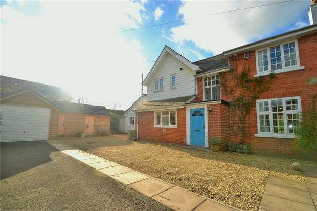 5 Bedrooms Semi Detached House for sale in Squires Close, Rumsam, Barnstaple, Devon