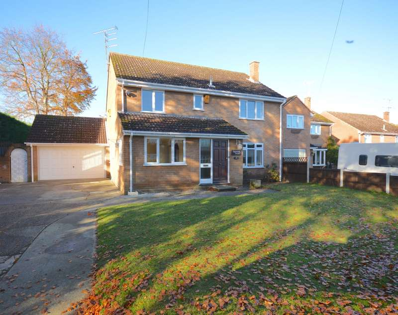 4 Bedrooms Detached House for sale in Saint Peter's-In-The-Fields, Braintree, CM7
