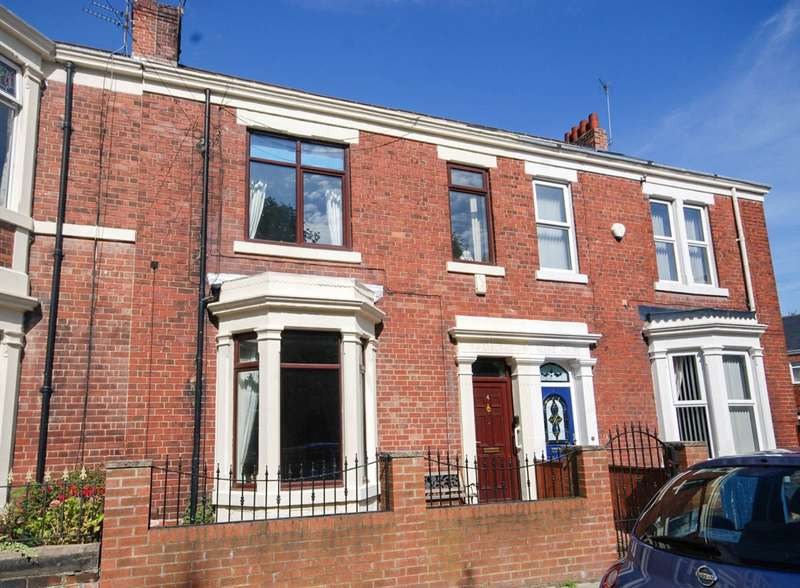 4 Bedrooms Terraced House for sale in Canning Street, Hebburn