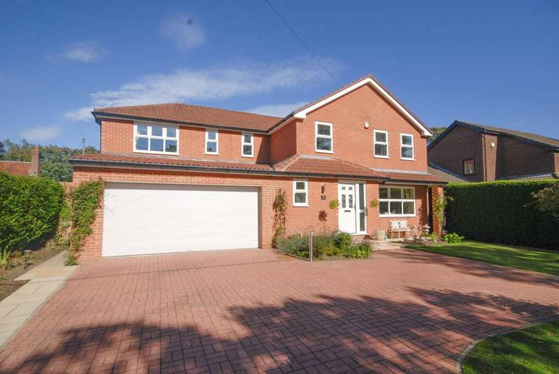 5 Bedrooms Detached House for sale in Millfield Road, Whickham