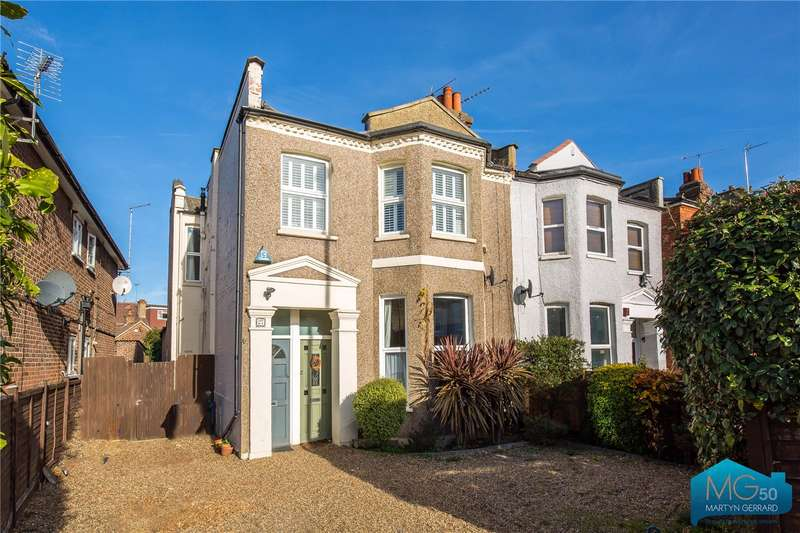 2 Bedrooms Maisonette Flat for sale in Granville Road, North Finchley, London, N12